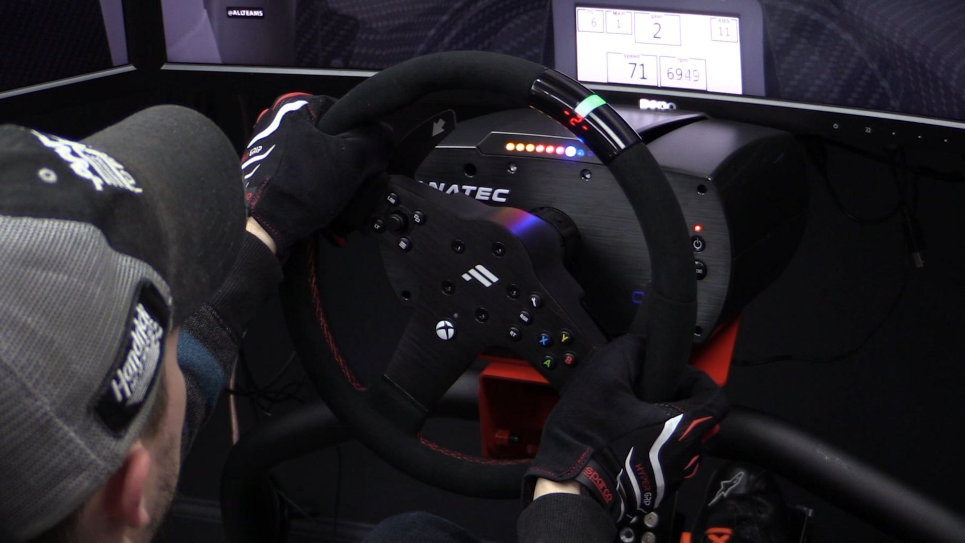 Fanatec CSL Elite Steering Wheel P1 For The Xbox One Review Inside Sim Racing
