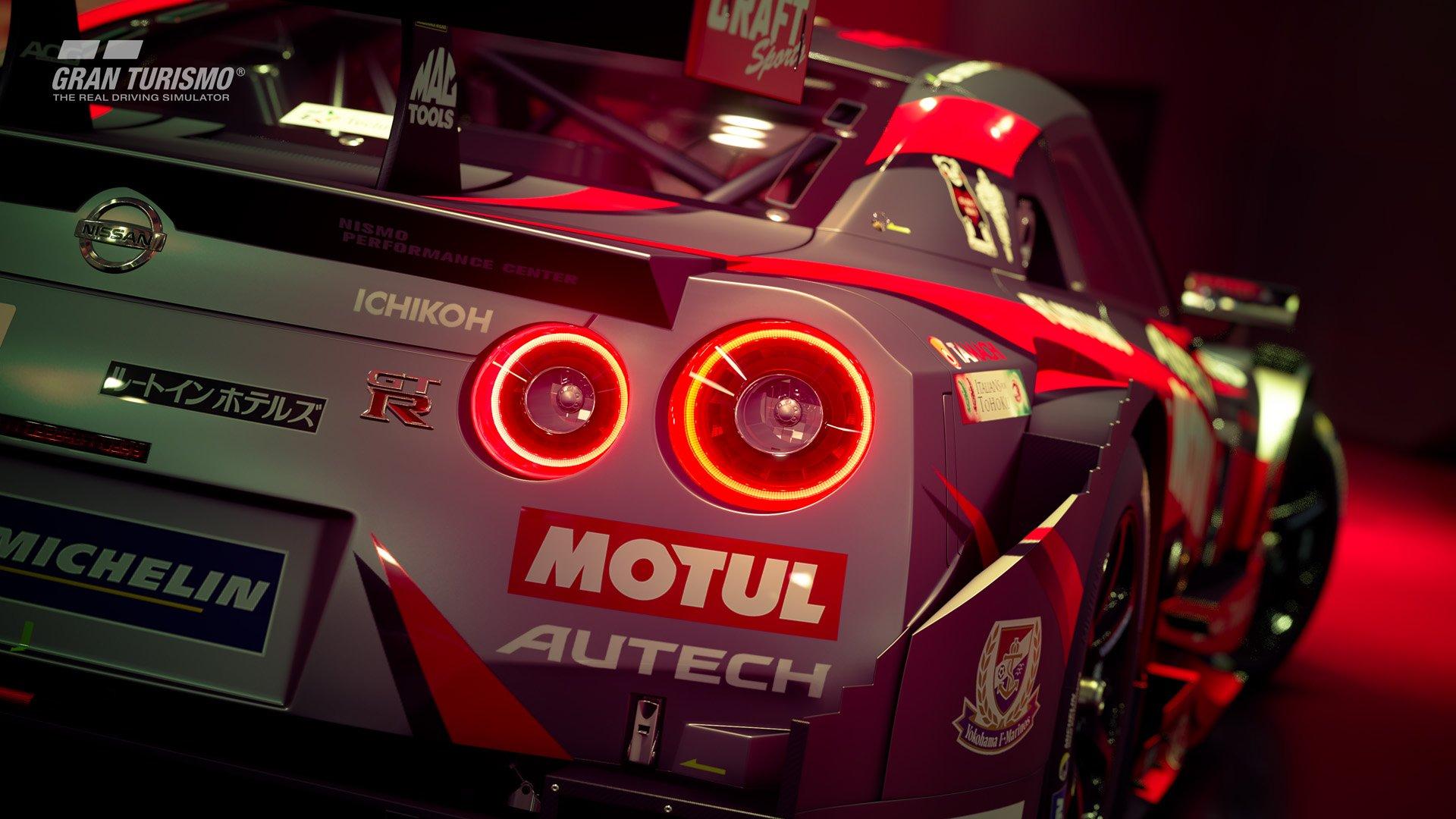 Gran Turismo Patch 115 To Add 13 New Cars Tsukuba