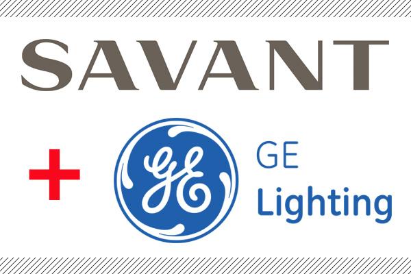 savant s plans for ge lighting