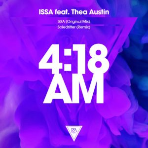 ISSA Feat. Thea Austin - 4_18 AM