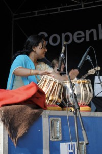 Suranjana Ghosh with Issie Barratt @ Copenhagen Jazz Festival 2010