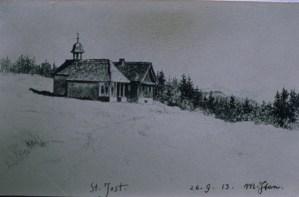 St Jost - 10th Movement of Issie Barratt's Meinrad Iten Suite FUZ006