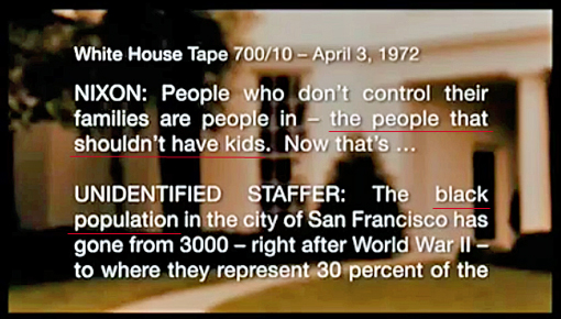 Republican President Richard Nixon White House Tapes - Part 5