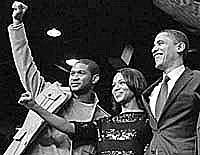 Black Power President Barack Hussein Obama II
