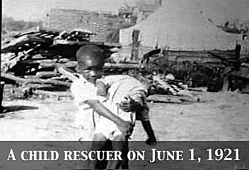 Black Wall Street Child Rescuer