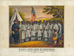 Come Join Us Brothers. Recruiting Black Soldiers After Emancipation