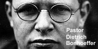 Pastor Dietrich Bonhoeffer