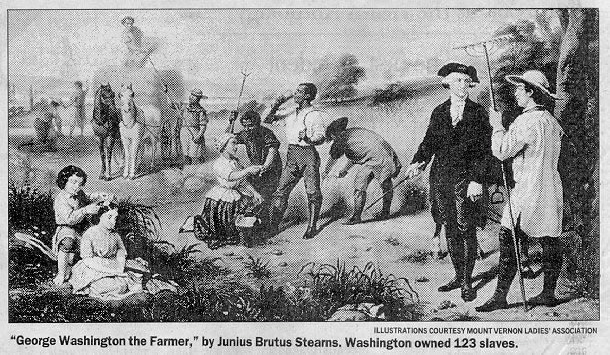 George Washington The Farmer