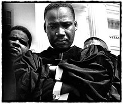 Martin Luther King, Jr. At 16th Street Baptist Church!