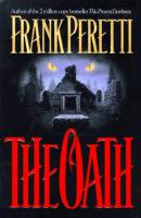 The original paperback cover of The Oath