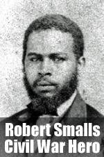Robert Smalls As A Young Man