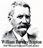 Missouri State Supreme Court Judge William Barclay Napton