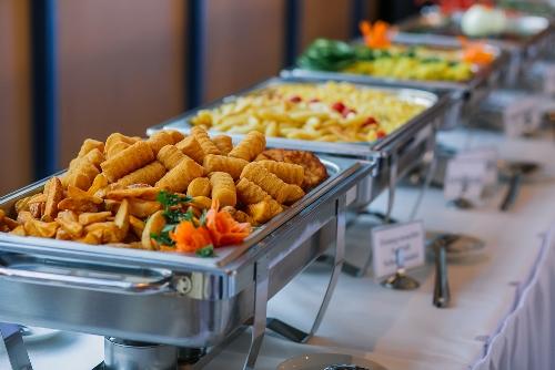 Catering prasmanan terbaik di Tamansari Persada Bekasi