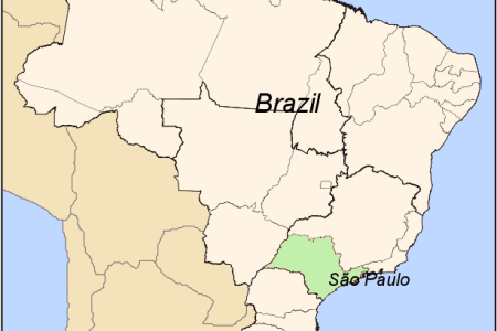 Sorocaba location on the brazil map another maps get maps on hd brazil location on the world map brazil location on the world map map of south america and brazil a indicating the location of the map of south america and gumiabroncs Image collections