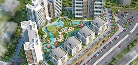 Seyran Şehir Kayaşehir Projesi