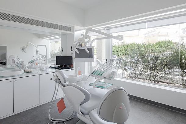 Diş Kliniği Dekorasyonu