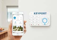 Kablosuz ev alarm sistemleri
