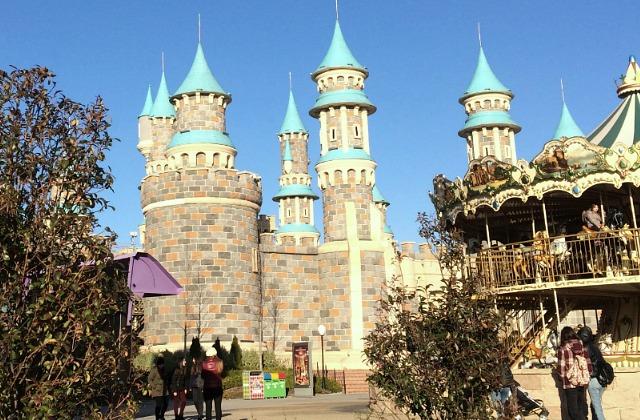 IsFanbul Aka VIALAND Theme Park In Istanbul Hotel