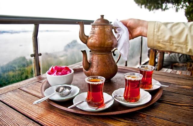 Turkish Tea Pot Tips 6 Step Tea Recipe Istanbul7hills