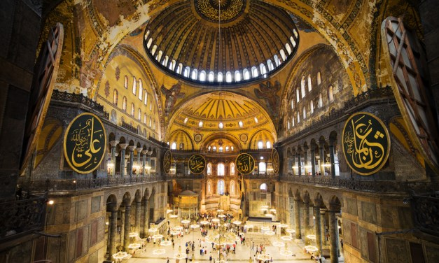 Visiting Hagia Sophia: An Istanbul Museum Not to be Missed