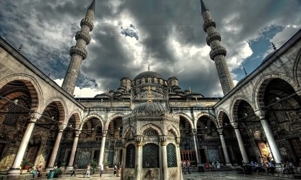 New Mosque: A Sanctuary in the Heart of the Old City