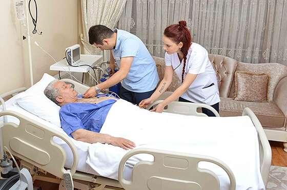 Hastane sonrasi evde yogun bakim 2 1