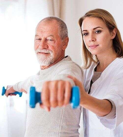 Evde Fizik Tedavi ve Rehabilitasyon Hizmetlerimiz