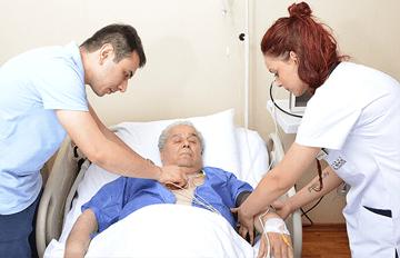Yoğun Bakım Sonrası Evde Hasta Bakımı