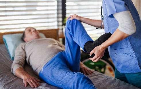 Felçli Hastada Fizyoterapi Egzersizleri
