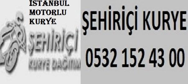 Şehiriçi Kurye, İstanbulmotokurye.com