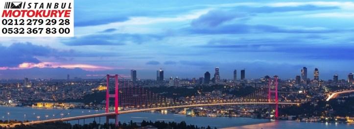 İstanbul Moto Kurye, Motor Kurye