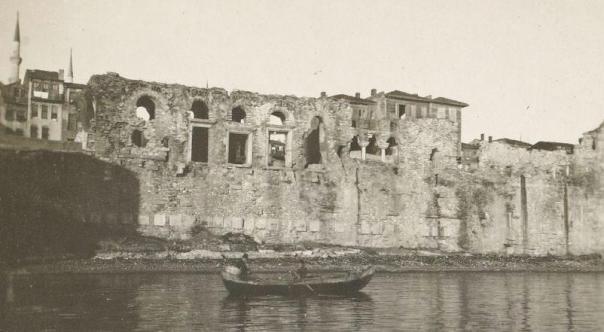Bukoleon Palast Früher