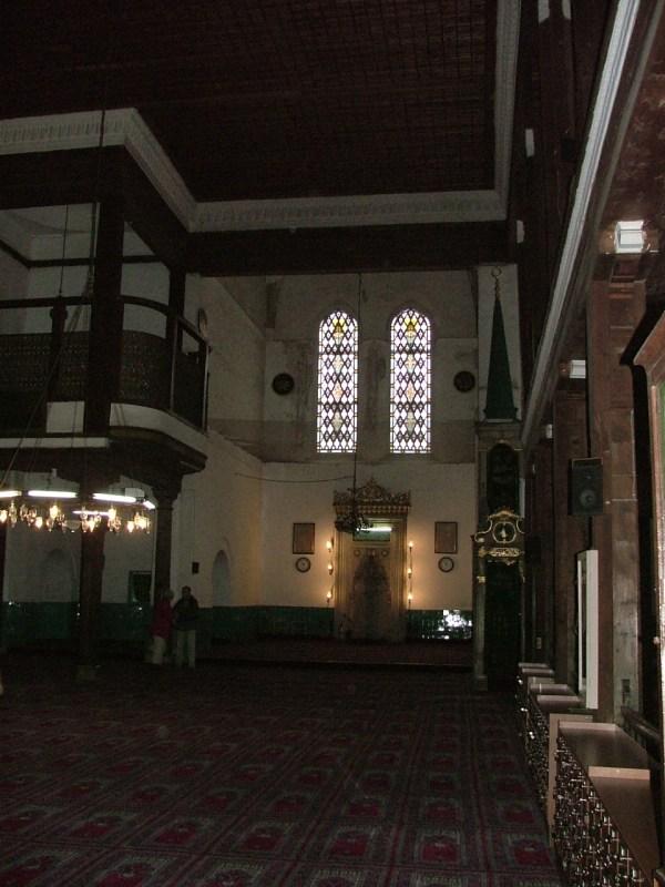 Arabische Moschee