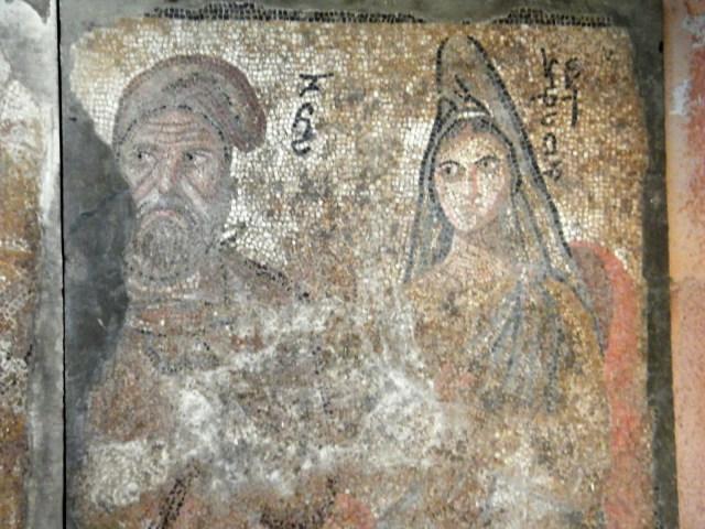 Mosaike der Hagia Irene