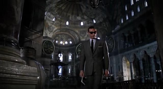 James Bond FRWL