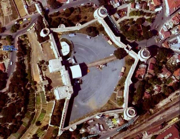 Yedikule Festung