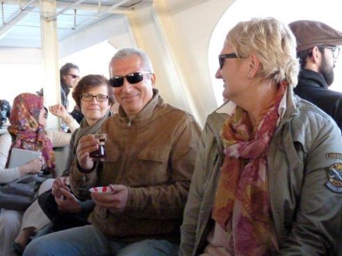 Reiseleiter Istanbul