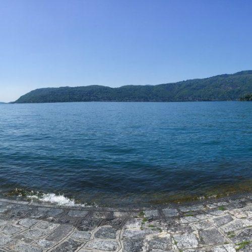 Panoramica sul lago - Pallanza - Istanti in viaggio