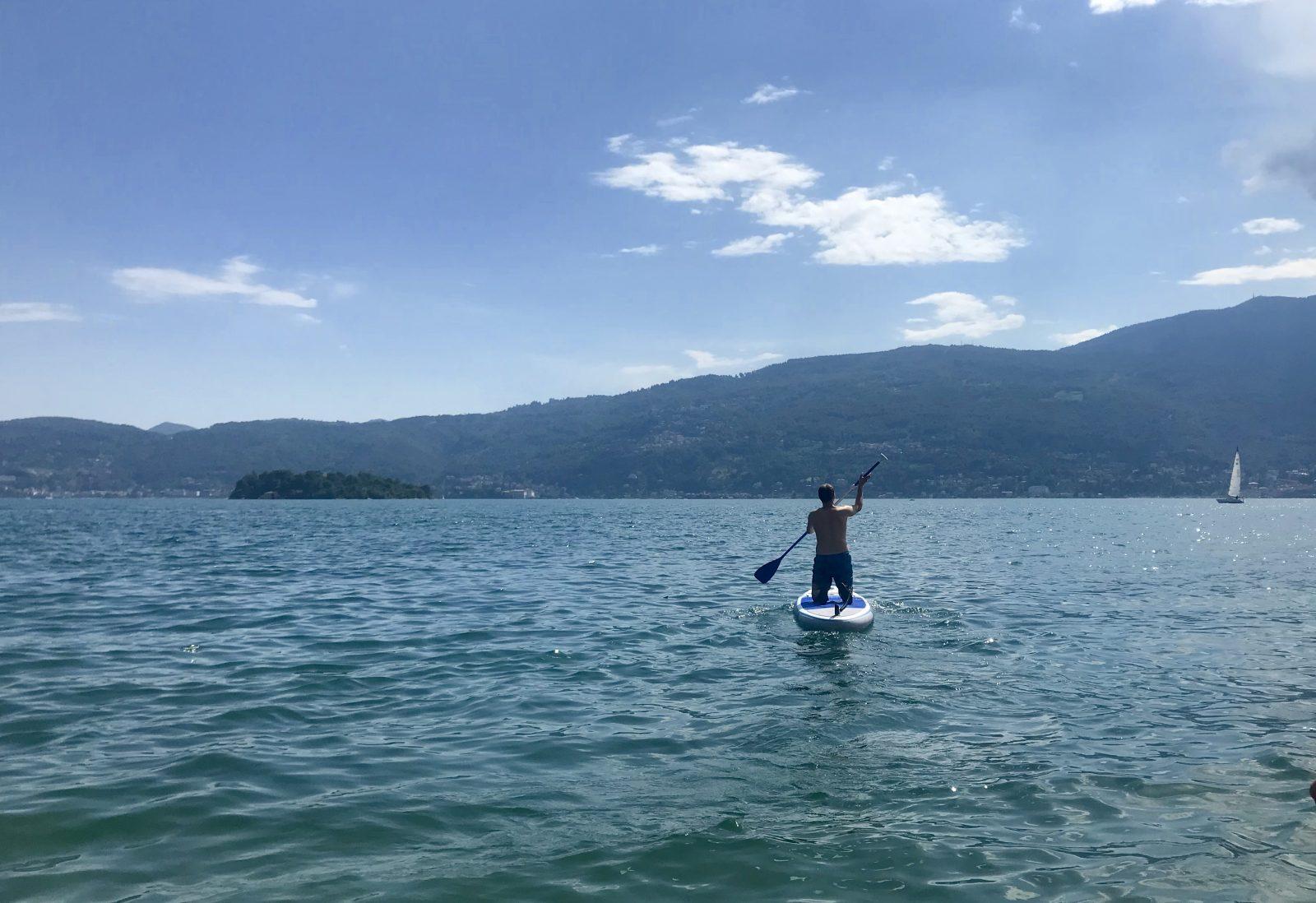 Gli sport da praticare a Verbania sul Lago Maggiore