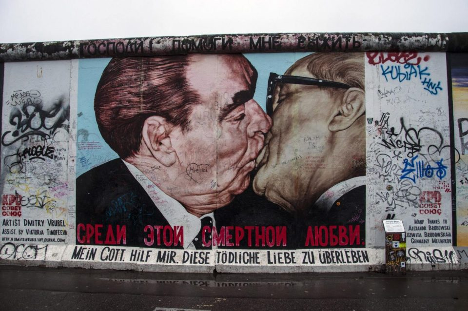 muro di berlino - visitare berlino - istanti in viaggio - viaggiare - fotografia - Berlino