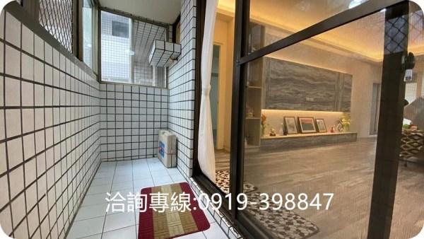 北屯-雙公園華廈~風格畫境(3房+平面車位) 全新裝潢