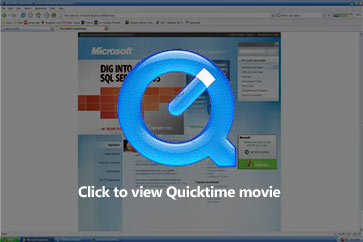 Click to view Quicktime movie