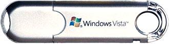 Windows Vista USB drive