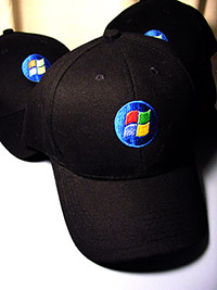 Windows Vista caps
