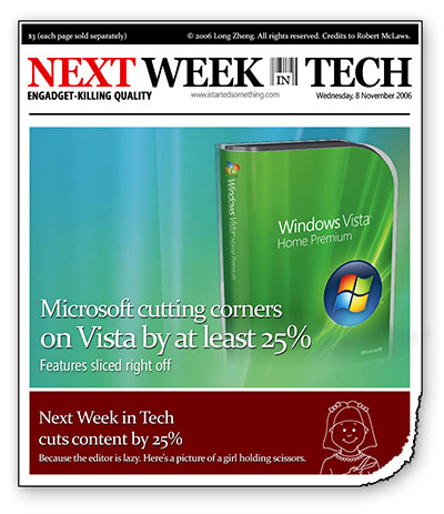 Next Week in Tech: Edition 3