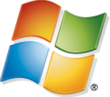 Microsoft logo low quality