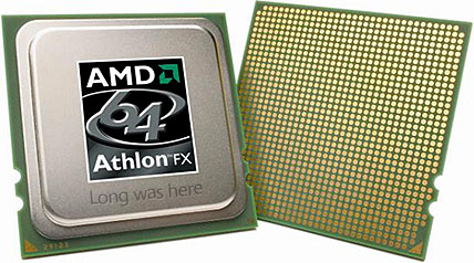 AMD Athlon 64 FX chip