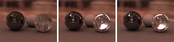 HDR balls