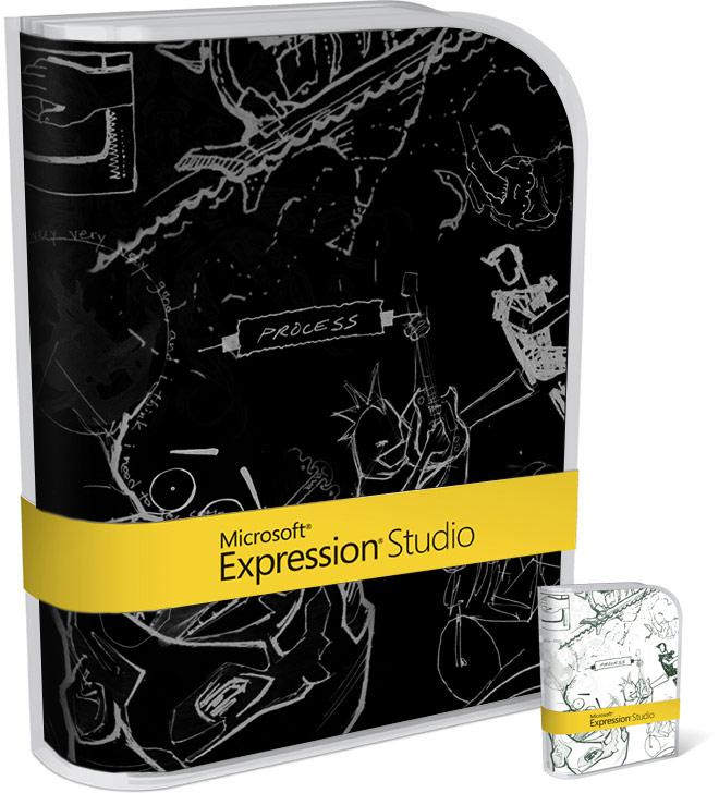 Expression Studio Commemorative Edition in black