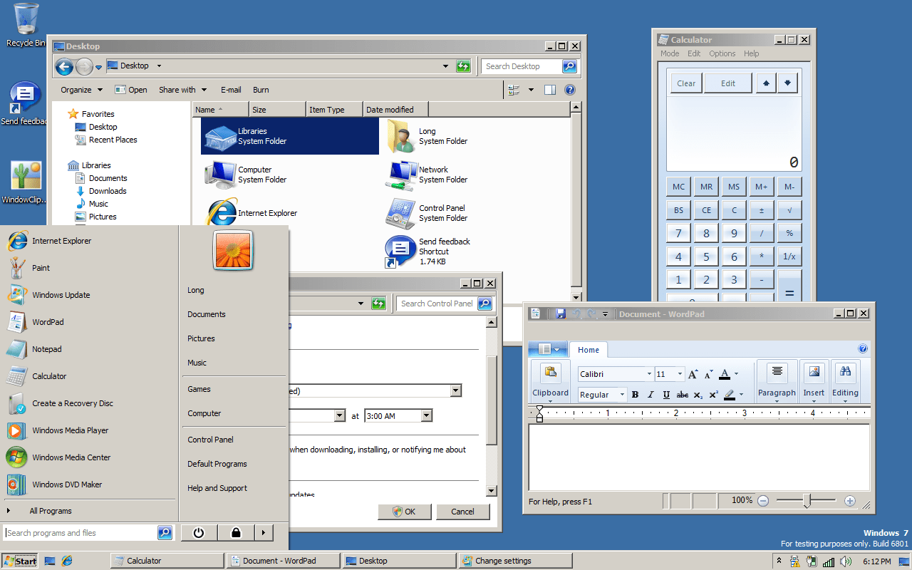 Vista themes for xp